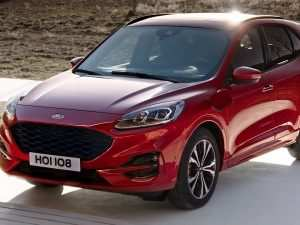 15 All New Ford Kuga New 2020 Wallpaper