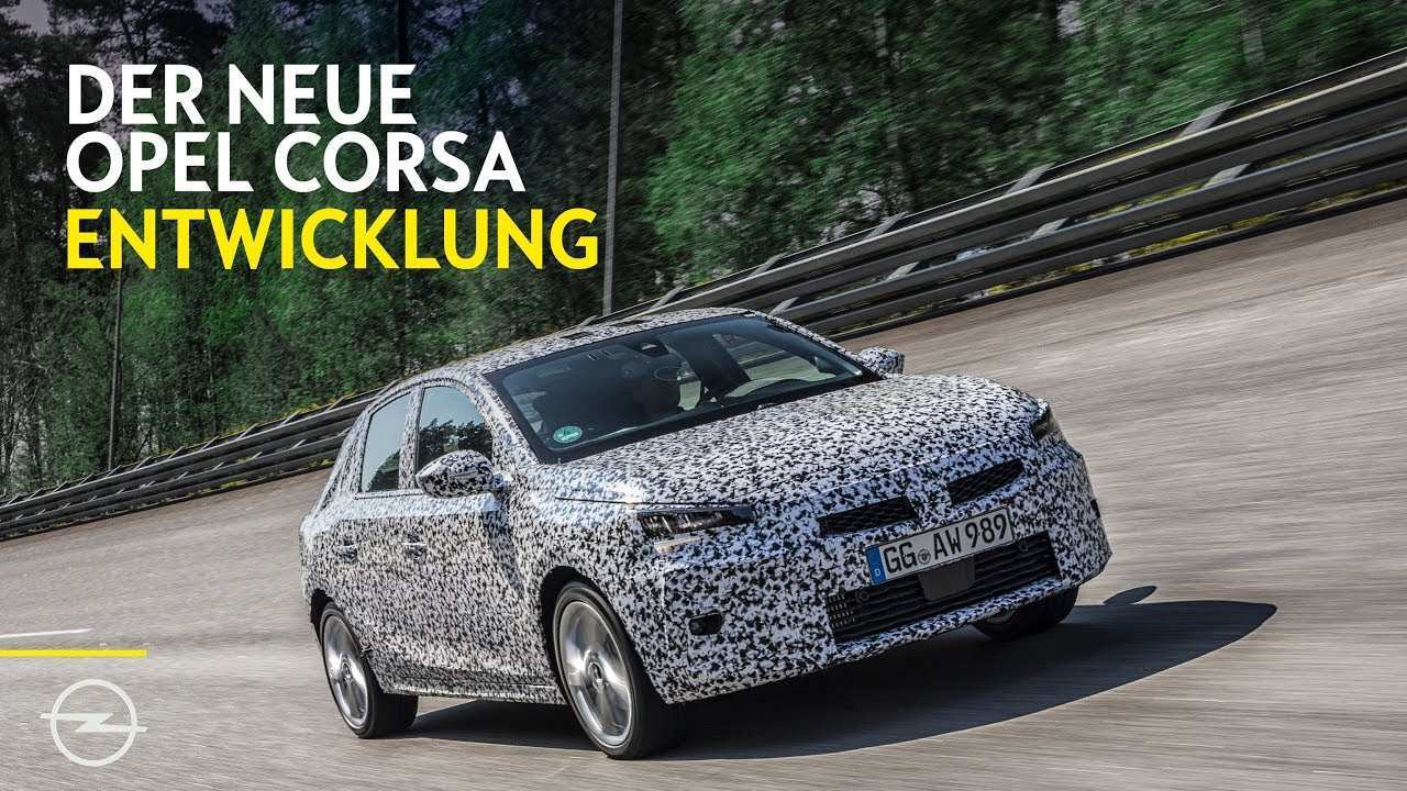 15 All New Future Opel Corsa 2020 Pricing