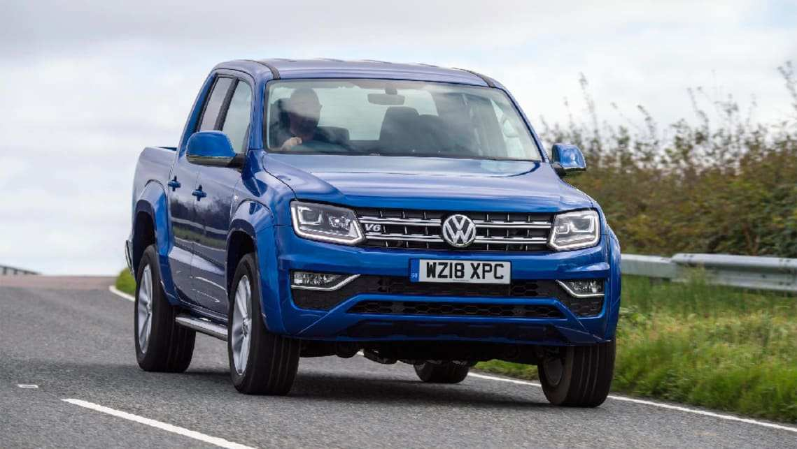 15 All New New Volkswagen Amarok 2019 Performance And New Engine