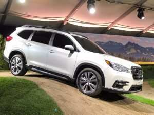 15 All New Subaru Ascent 2019 Engine Concept