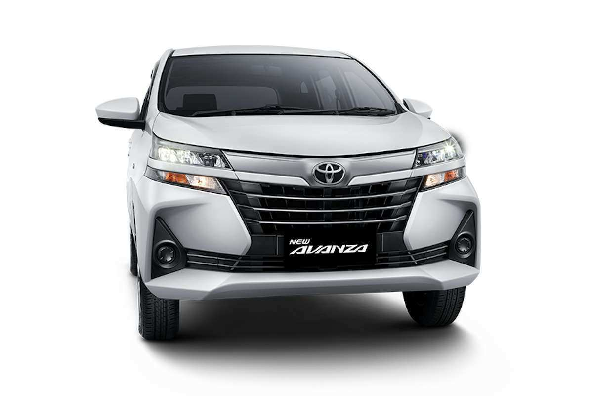 15 All New Toyota Avanza 2020 Model