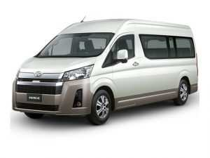 15 All New Toyota Hiace 2019 Review and Release date