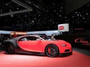 15 Best 2019 Bugatti Chiron Sport Top Speed Spesification