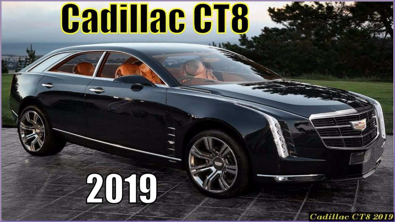 15 Best 2019 Cadillac Ct8 Interior Review And Release Date