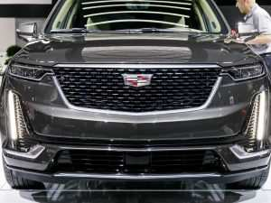 15 Best 2020 Cadillac Lineup Spy Shoot