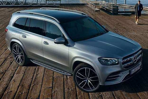 15 Best Gls Mercedes 2019 Redesign And Review