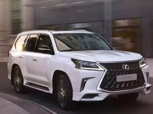 15 Best Lexus Lx 2020 Release Date and Concept