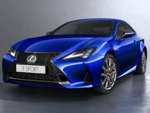 15 Best Rcf Lexus 2019 Redesign and Review