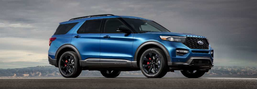 15 Best Release Date Of 2020 Ford Explorer Engine