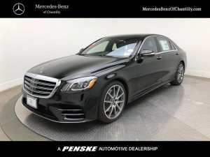 15 Best S560 Mercedes 2019 Picture