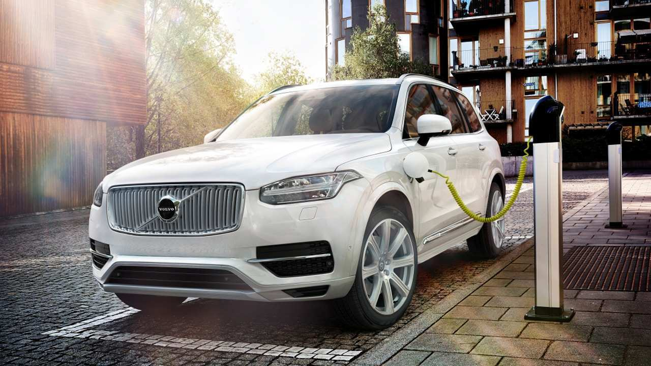 15 Best Volvo 2019 Coches Electricos Spesification