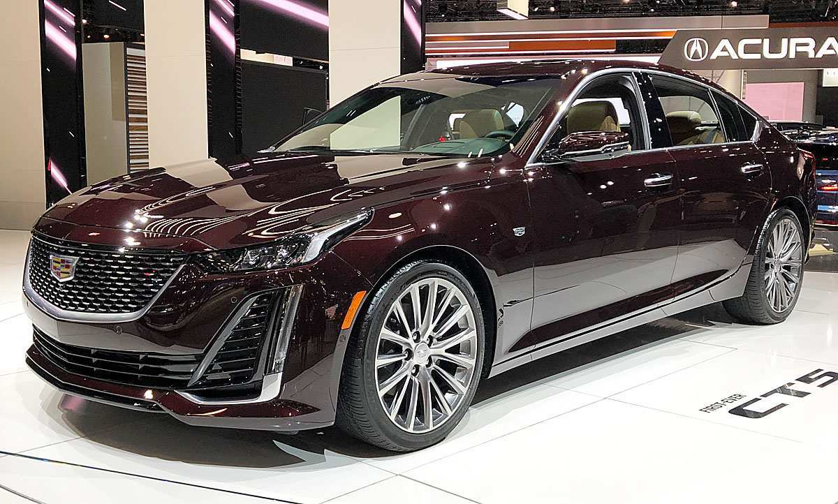 15 New 2019 Cadillac Ct5 Price Design And Review