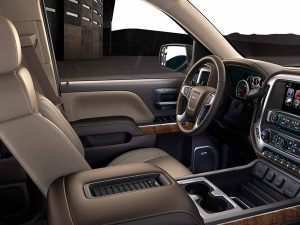 15 New 2019 Gmc 1500 Interior Price and Release date