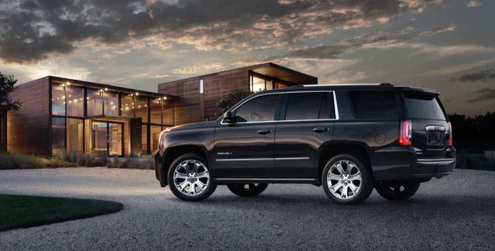 15 New 2019 Gmc Yukon Changes Price And Release Date