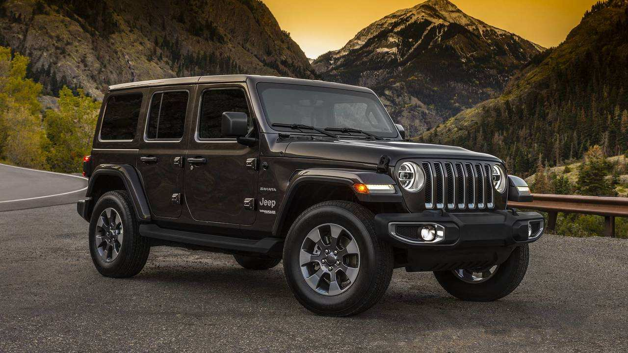 15 New 2019 Jeep Wrangler Diesel Review And Release Date