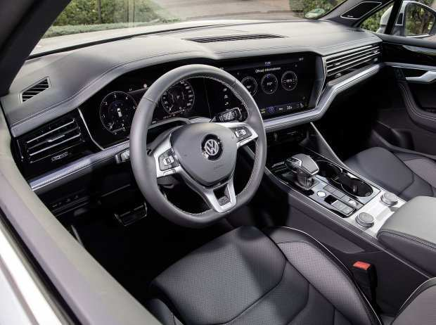 15 New 2019 Volkswagen Touareg Redesign And Review