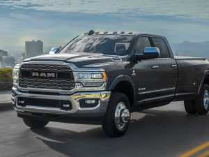 15 New 2020 Dodge Mega Cab 3500Hd Redesign and Concept