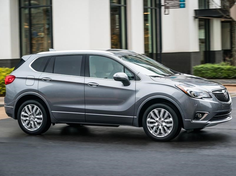 15 New Buick Envision 2020 Speed Test