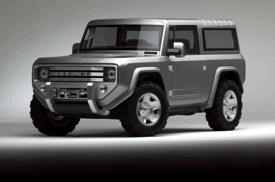 15 New Ford Bronco 2020 Uk Images
