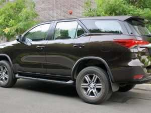 15 New Fortuner Toyota 2019 Configurations