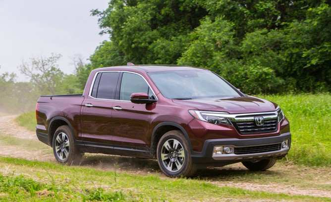 15 New Honda Ridgeline Hybrid 2020 Price and Release date