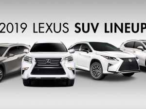 15 New Lexus 2019 Lineup New Model and Performance