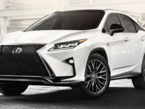 15 New Lexus Rx 350 Changes For 2020 Model