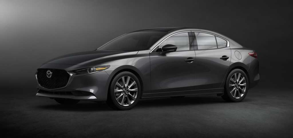 15 New Mazda 3 2020 Sedan Redesign And Concept