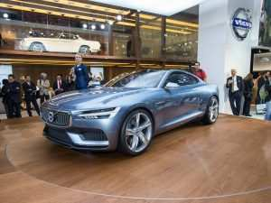 15 New Volvo Coupe 2019 Release Date and Concept
