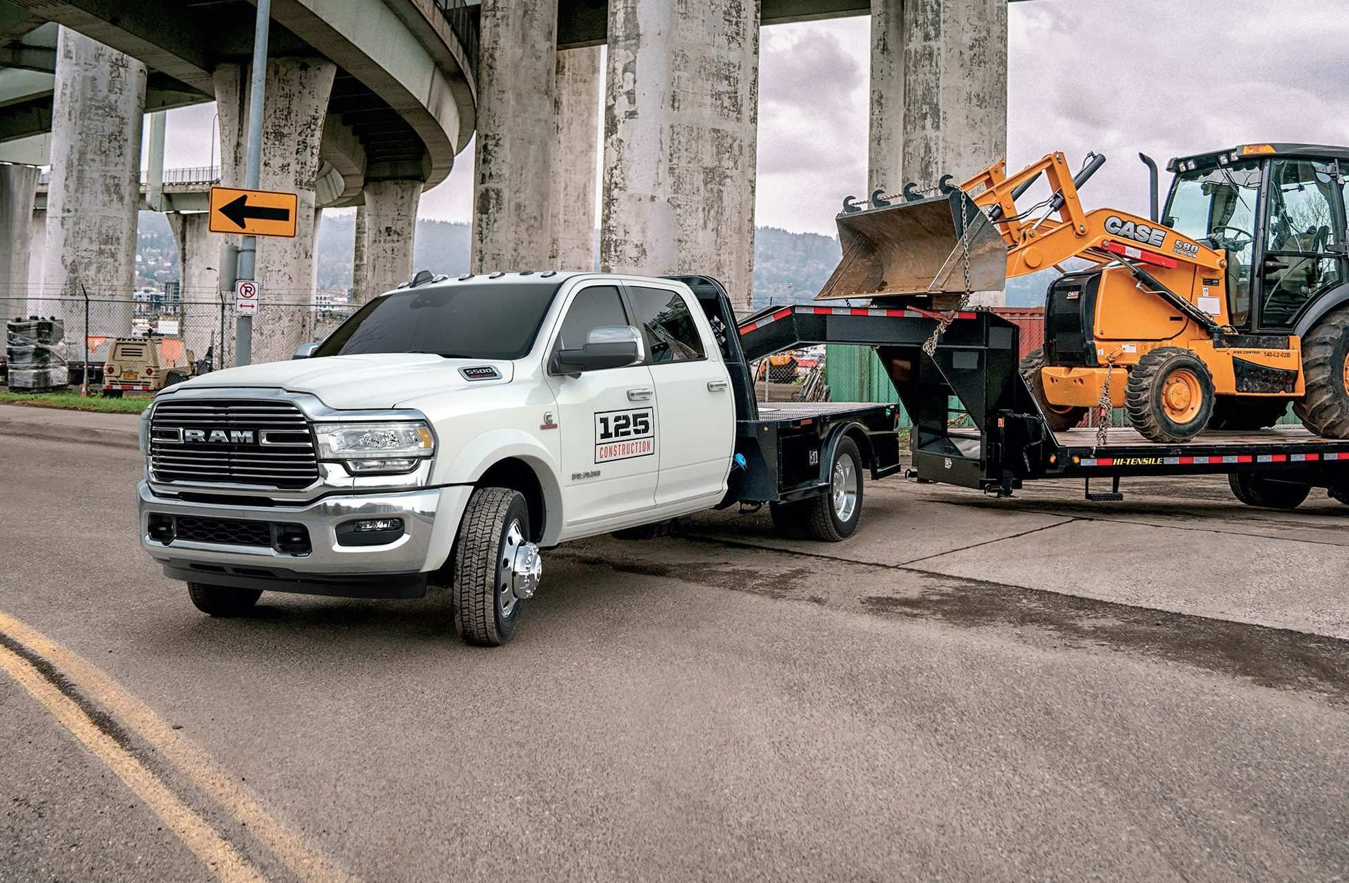 15 The 2019 Dodge 5500 Configurations