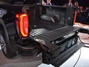 15 The 2019 Gmc 1500 Tailgate Concept