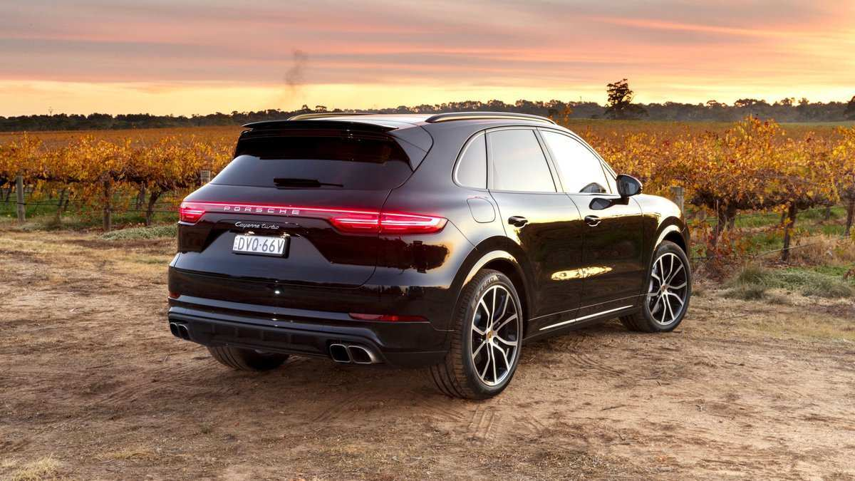 15 The 2019 Porsche Cayenne Turbo Review Price