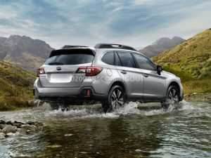 15 The 2019 Subaru Outback Redesign Performance and New Engine