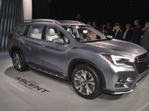 15 The 2019 Subaru Release Pictures