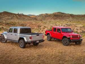 15 The 2020 Jeep Gladiator Availability Images