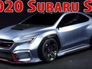 15 The 2020 Subaru Wrx Sti Review Concept and Review