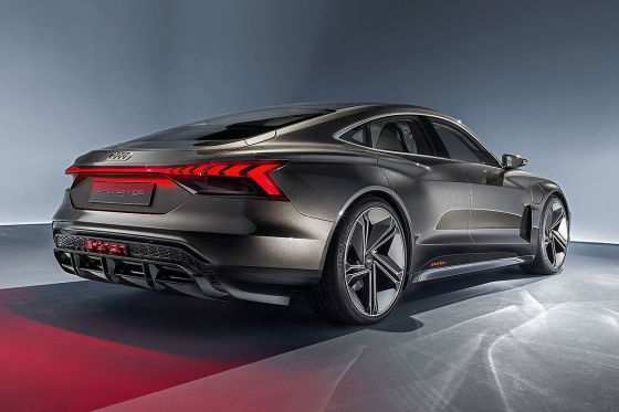 15 The Audi E Tron Gt Price 2020 Price And Release Date