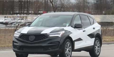 15 The Best 2019 Acura Rdx Prototype Picture