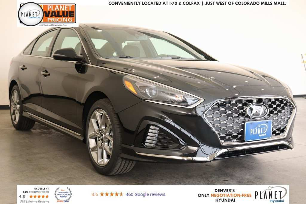 15 The Best 2019 Hyundai Sonata Limited Review And Release Date