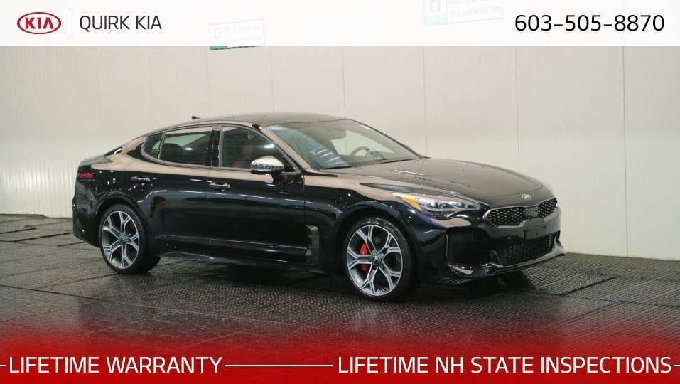 15 The Best 2019 Kia Stinger Gt2 Price Design and Review