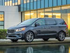 15 The Best 2019 Minivans Engine