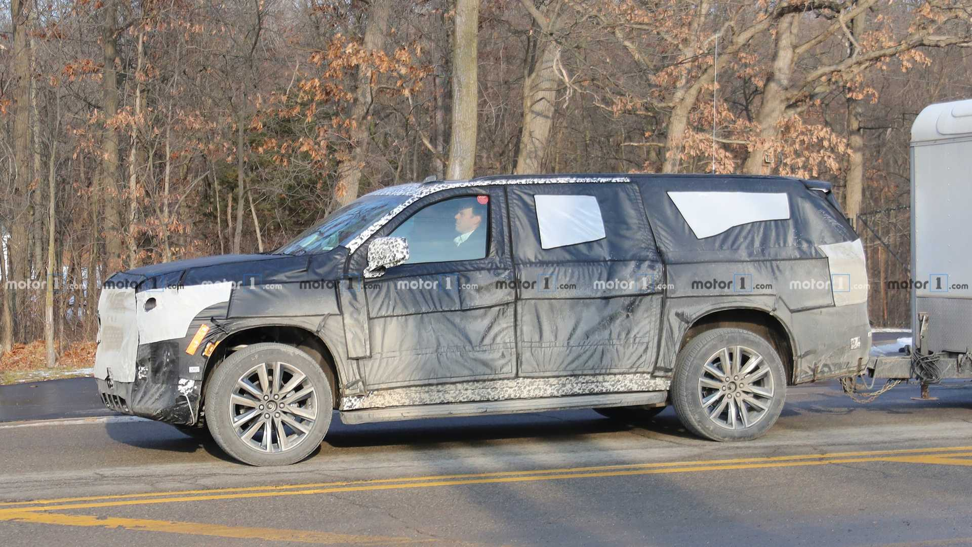 15 The Best 2020 Cadillac Escalade Spy Photos Pictures