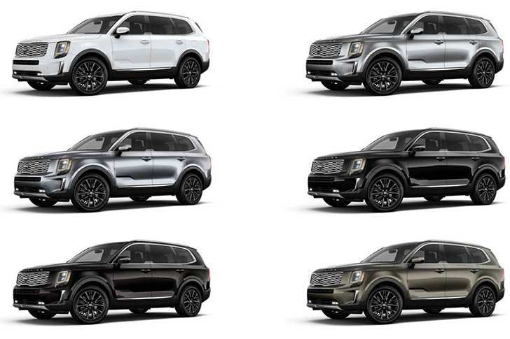 15 The Best 2020 Kia Telluride Interior Colors Interior