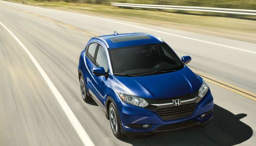 15 The Best Honda Hrv 2020 Release Date Price And Release Date
