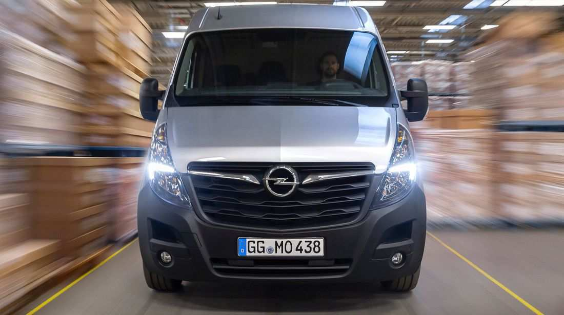 15 The Best Opel Movano 2019 Performance