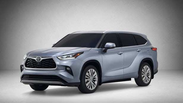15 The Best Toyota Highlander 2020 Exterior