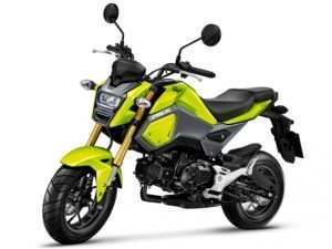 15 The Honda Grom 2020 Release Date