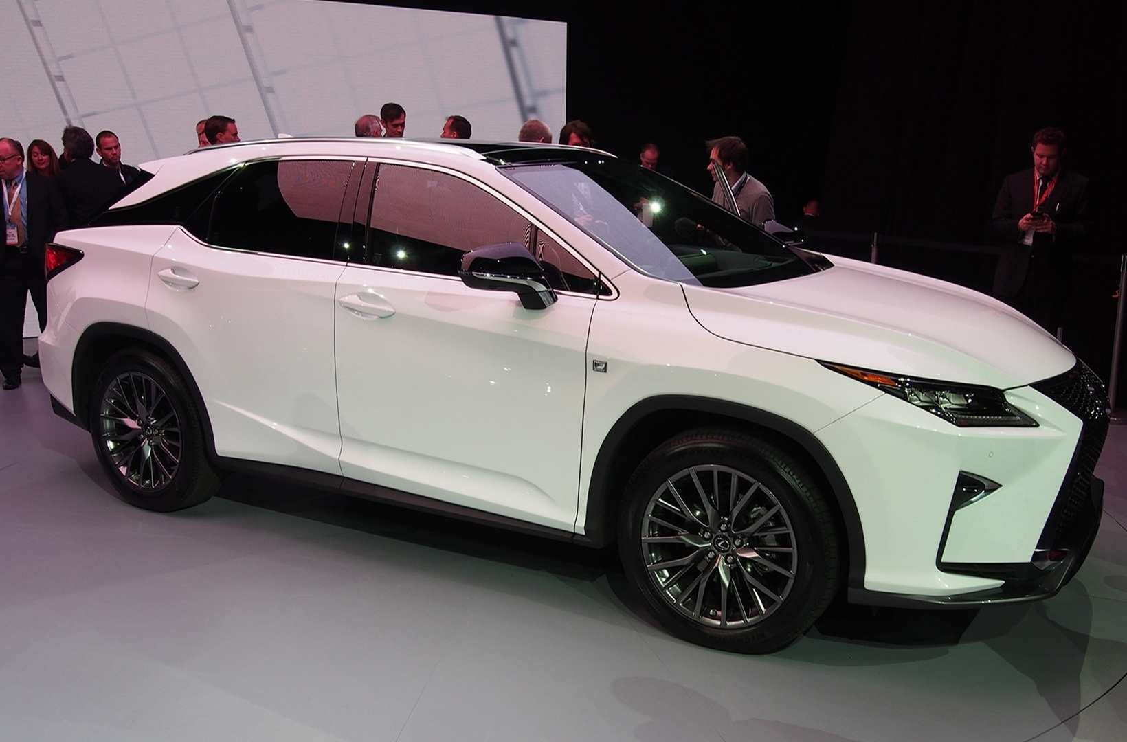 15 The Lexus Rx 350 Redesign 2020 Engine