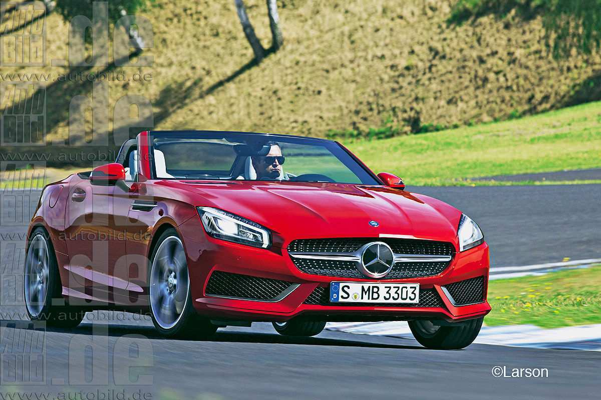 15 The Mercedes Slc 2019 Exterior And Interior