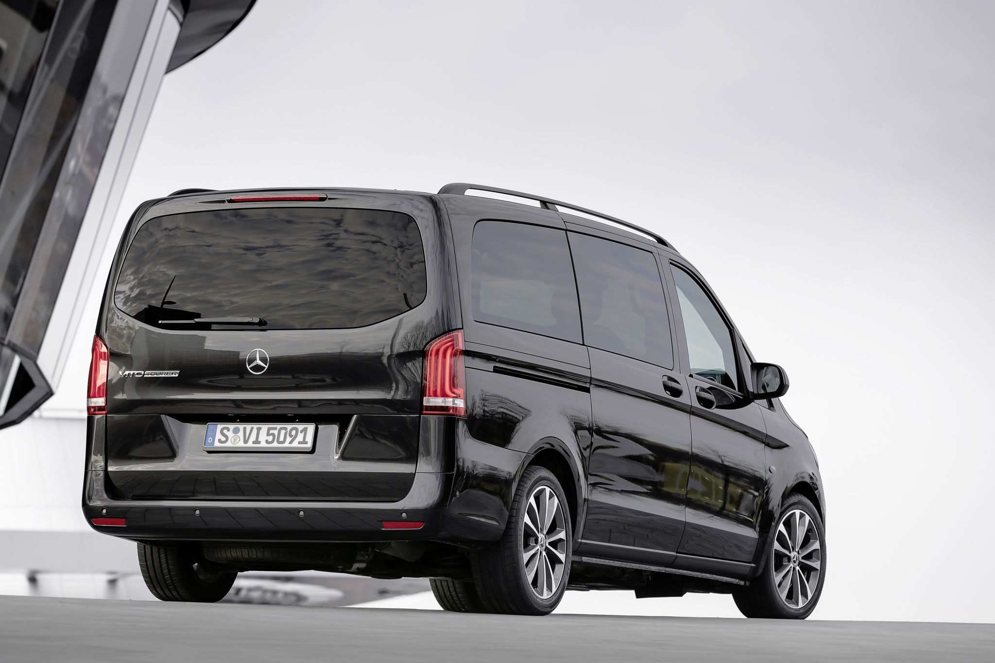 15 The Mercedes Vito 2019 Redesign